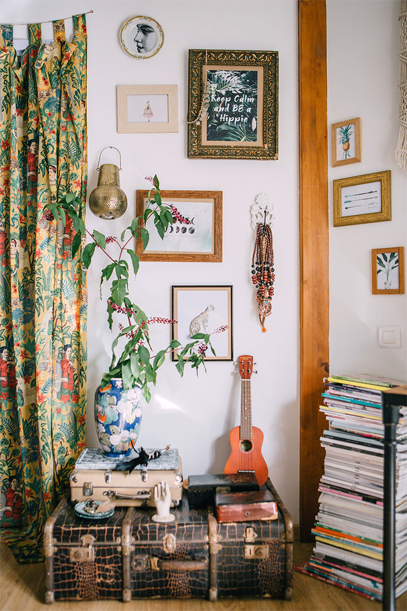 Bohemian Workspace LMEAN x Anthropologie 32