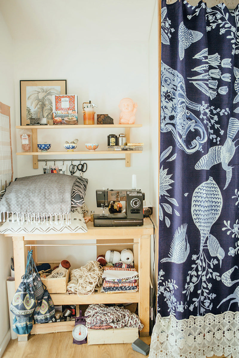 Bohemian Workspace LMEAN x Anthropologie12