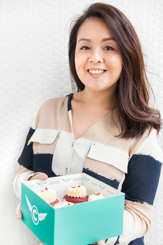 Sheryl Thai Cupcake Central Founder