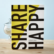 SHARE HAPPY POSTER BOOK
