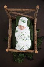 Snuggle Hunny Kids Snuggle Swaddle & Beanie- Enchanted