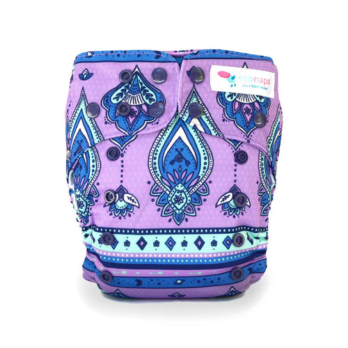 EcoNaps Wild Gypsy Cloth Nappy