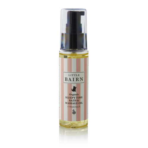 Little Bairn Organic Sleepy Time Bath & Massage Oil