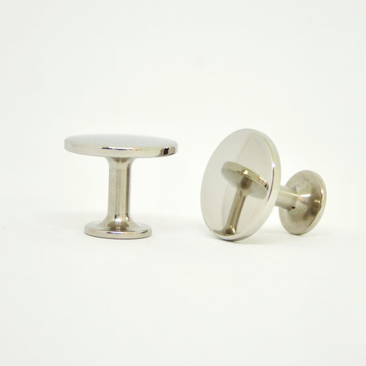 Camber Cufflinks in SS316