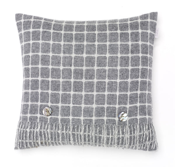 Bronte by Moon - Athens Grey Cushion