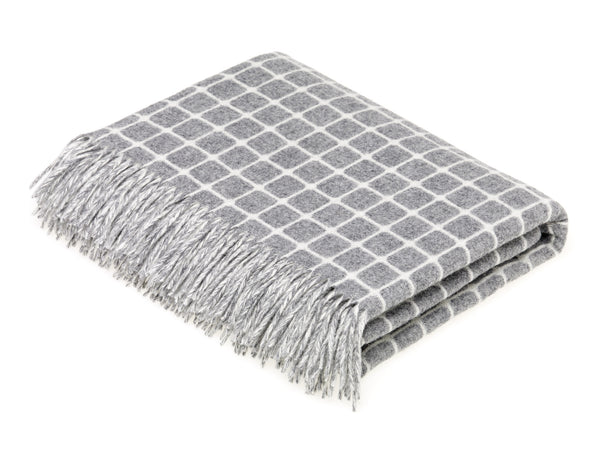Bronte by Moon - Athens Grey Throw