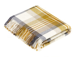 Bronte by Moon - Melbourne Gold Throw