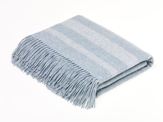 Bronte by Moon - Seville Aqua Throw