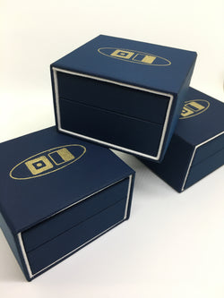 Initialled Cufflinks Selection Box Set (min 3 pairs)