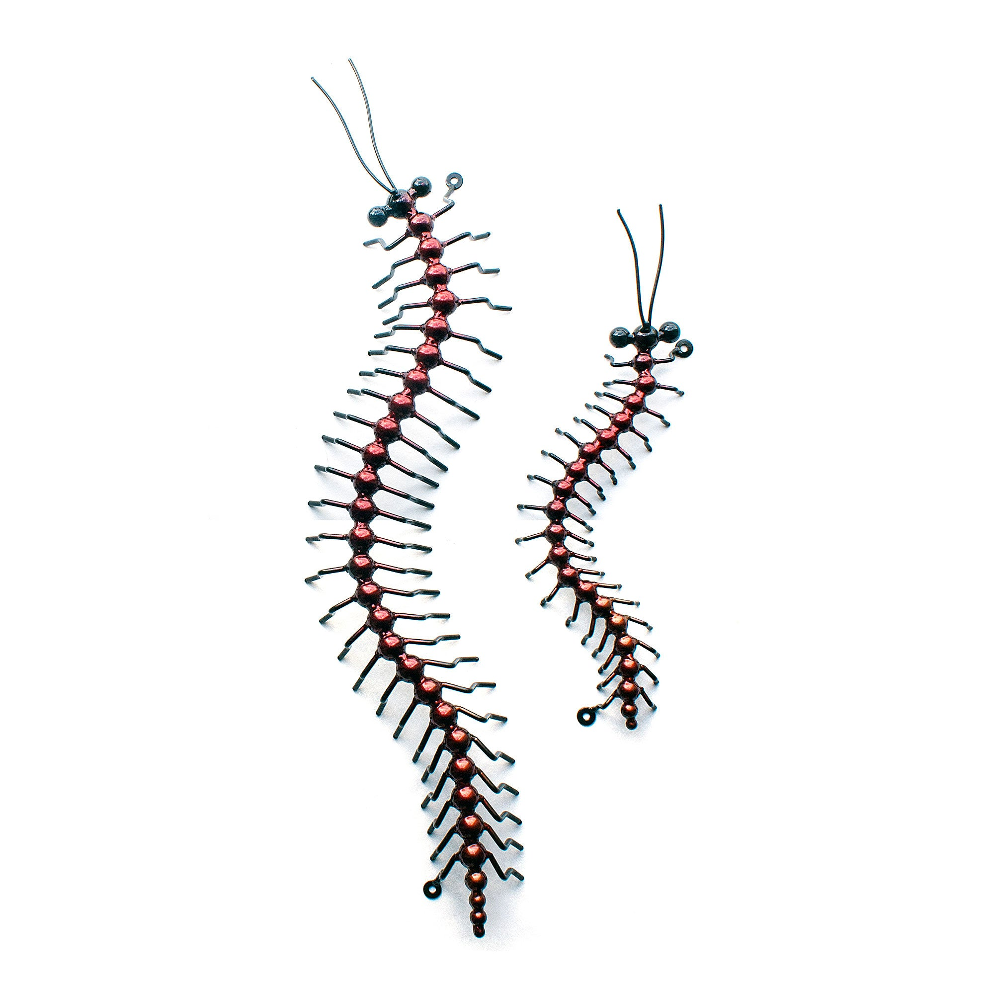 The Metal Caterpillar – is a unique spring addition for Garden and Home Décor