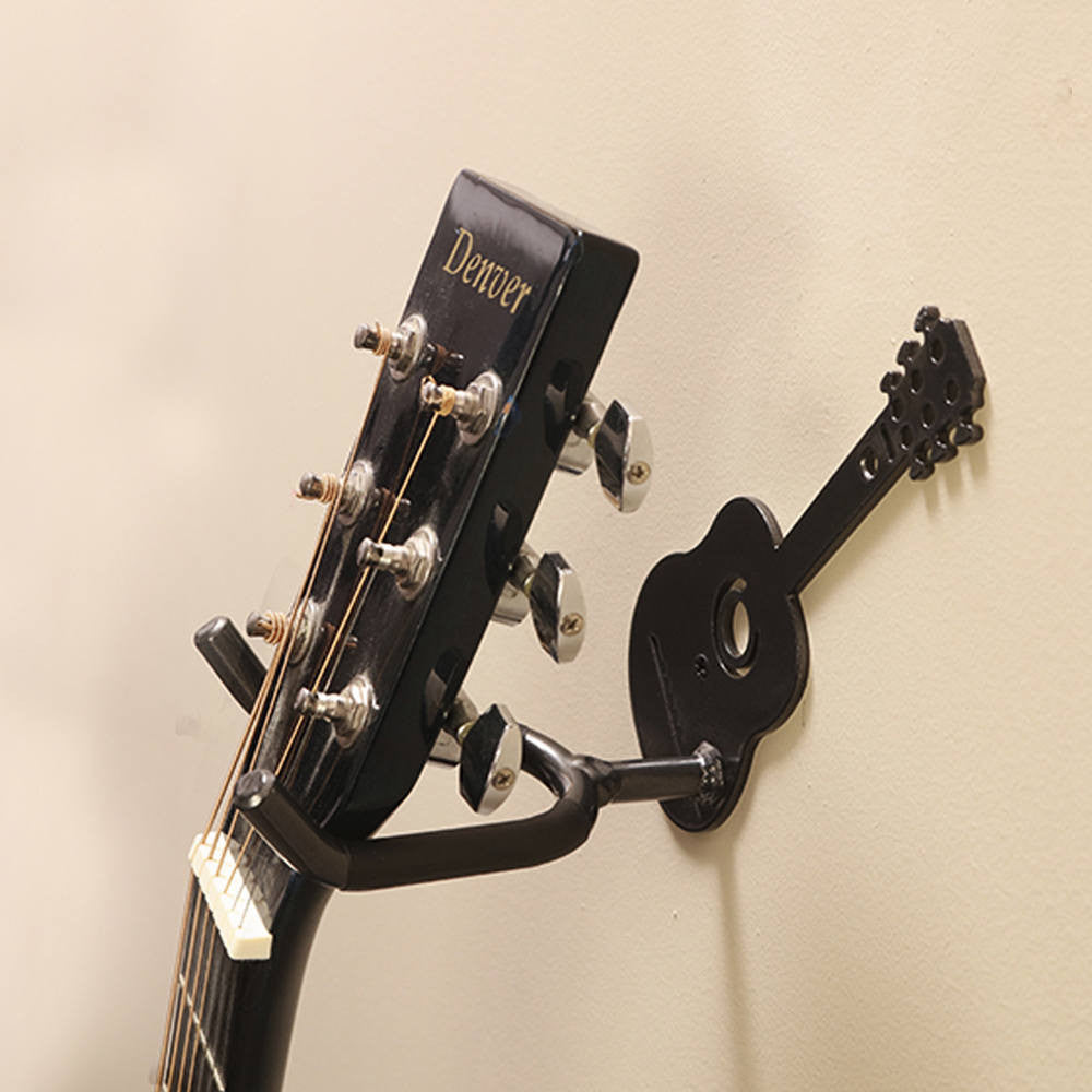 guitar holders buy a wall mounted metal art guitar holder online here