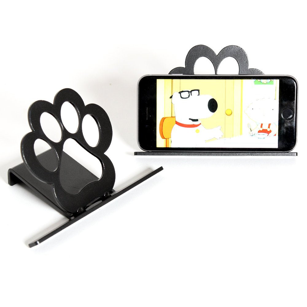 Dog Paw Shaped Mobile Phone Stand and Holder