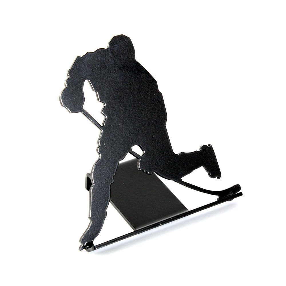 Cell Phone Stand - Hockey Player Mobile Phone Holder
