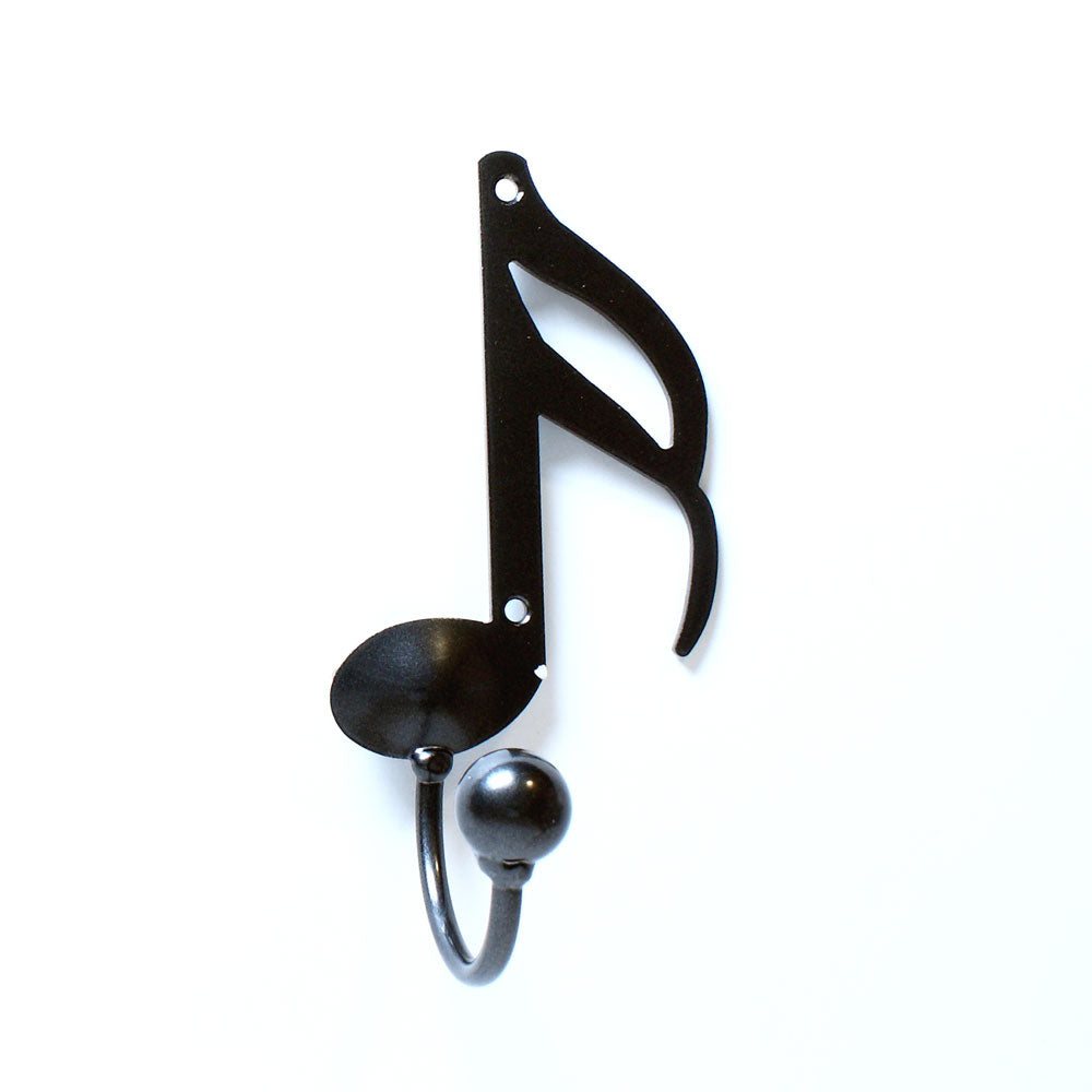 Music Note: Semiquaver Note Hook