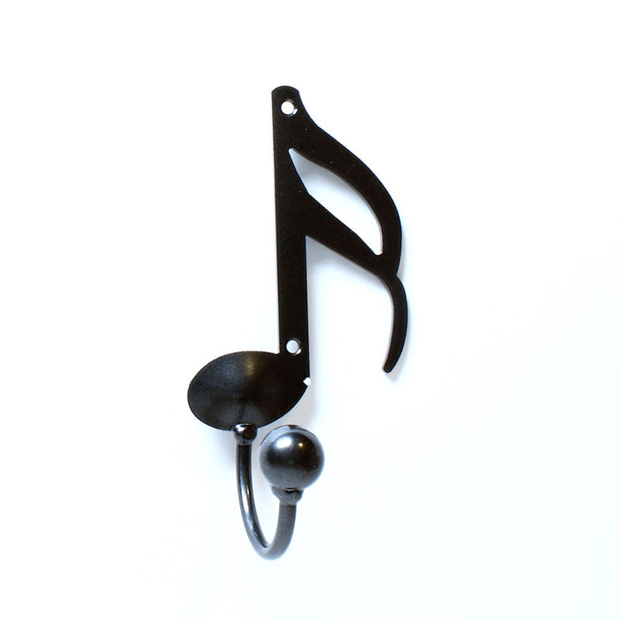 Music Note: Semiquaver Note Metal Art Hook: Wall-mounted Musical Notes