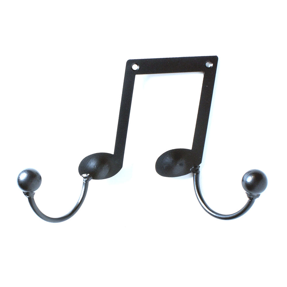 Music Note Beam Notes Metal Art Hook Buy A Wall Mounted Musical Note
