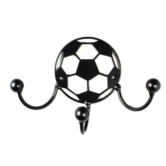 Soccer Decor! Soccer Award Hook Medal Display: Wall-mounted Metal Art With Hooks Award