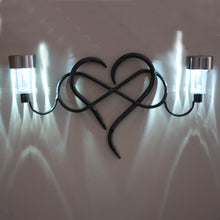 Unity Heart solar light