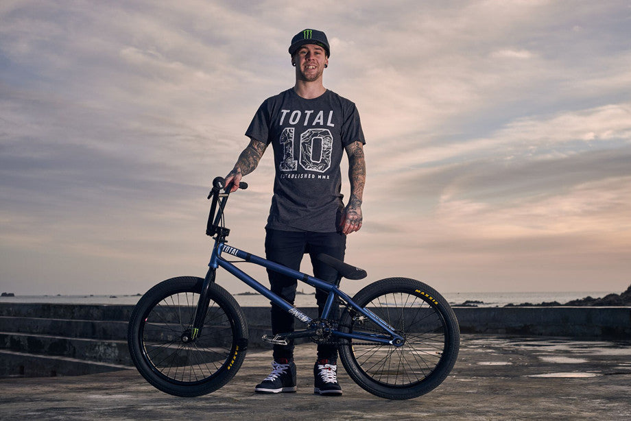 Alex Coleborn Pro Bike Check 2017 Total Bmx