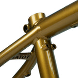 Total BMX Killabee K4 Frame - Metallic Gold