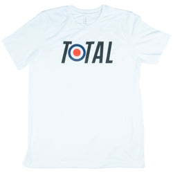 Total BMX Spitfire T-shirt - White