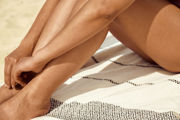 The Three Warrior's Guide To...How Long A Fake Tan Lasts