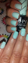 OPI GEL Gelato on My Mind