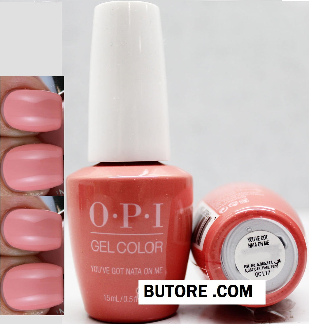 OPI You've Got Nata On Me Gel