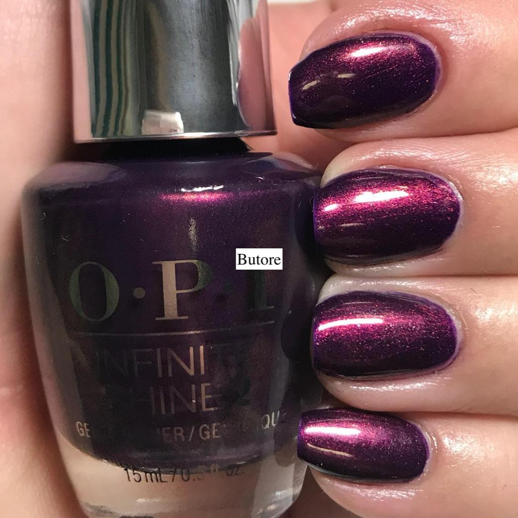 OPI  Feel the Chemis-tree Infinite Shine