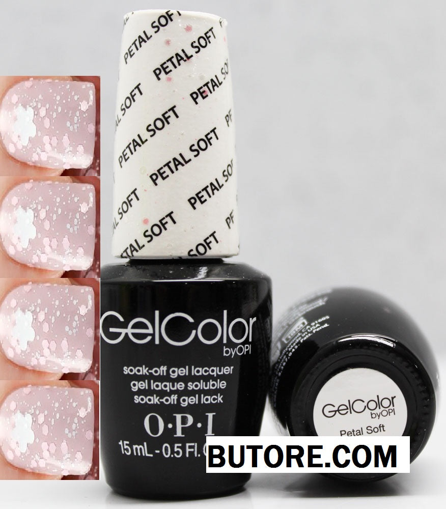 OPI Petal Soft Gel