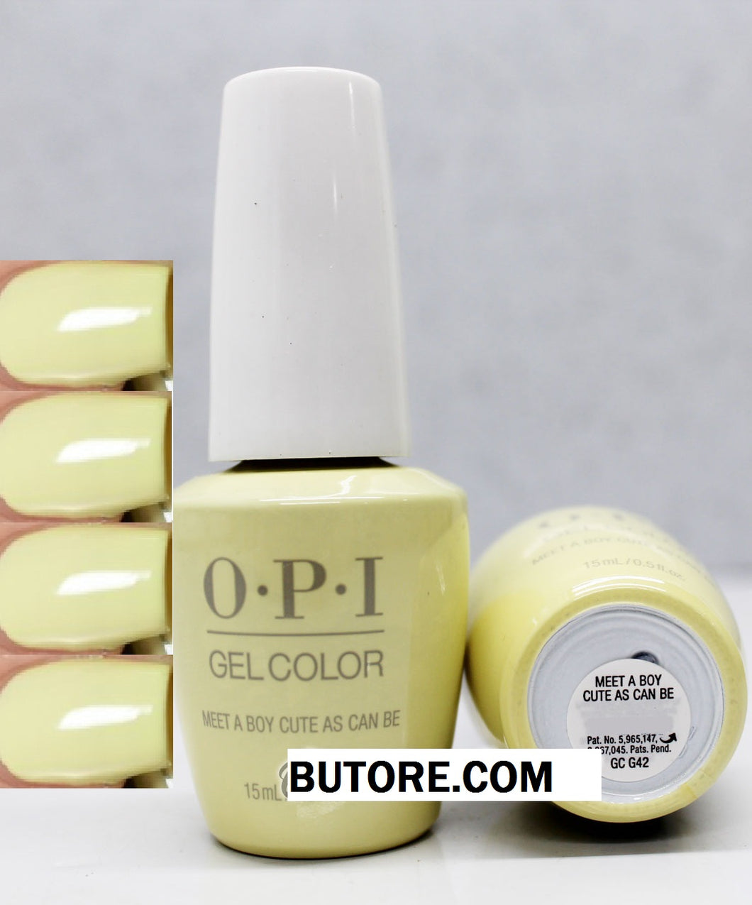 OPI Meet A Boy Cute As Can Be Gel