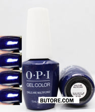OPI Chills Are Multiplying Gel