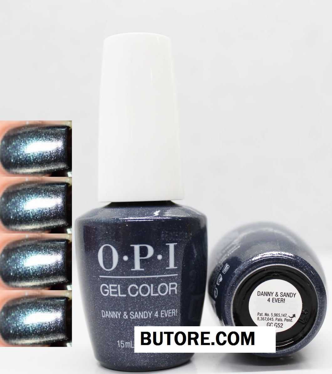 OPI Danny & Sandy 4 Ever! Gel