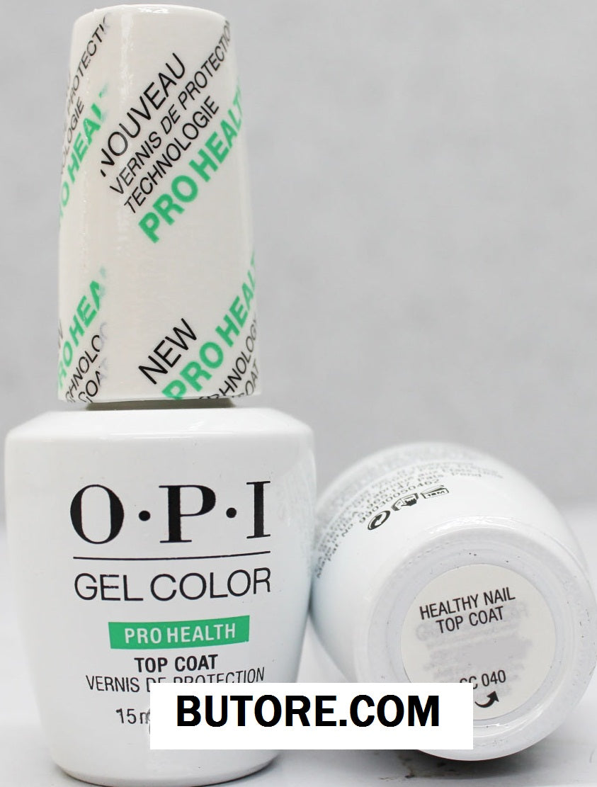 opi Healthy Top Coat
