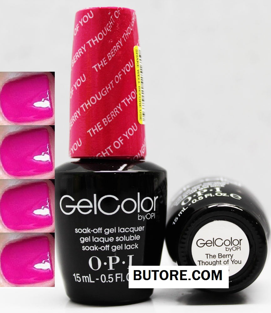 OPI The berry Thougt of You Gel