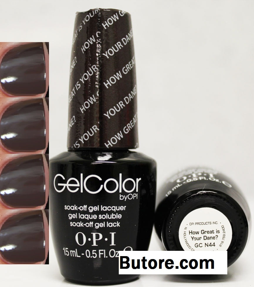 OPI How Great is Your DanE? Gel