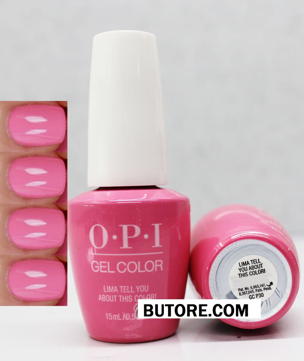 OPI Lima Tell You About This Color! Gel