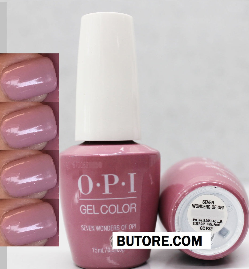 GEL Seven Wonders Of OPI