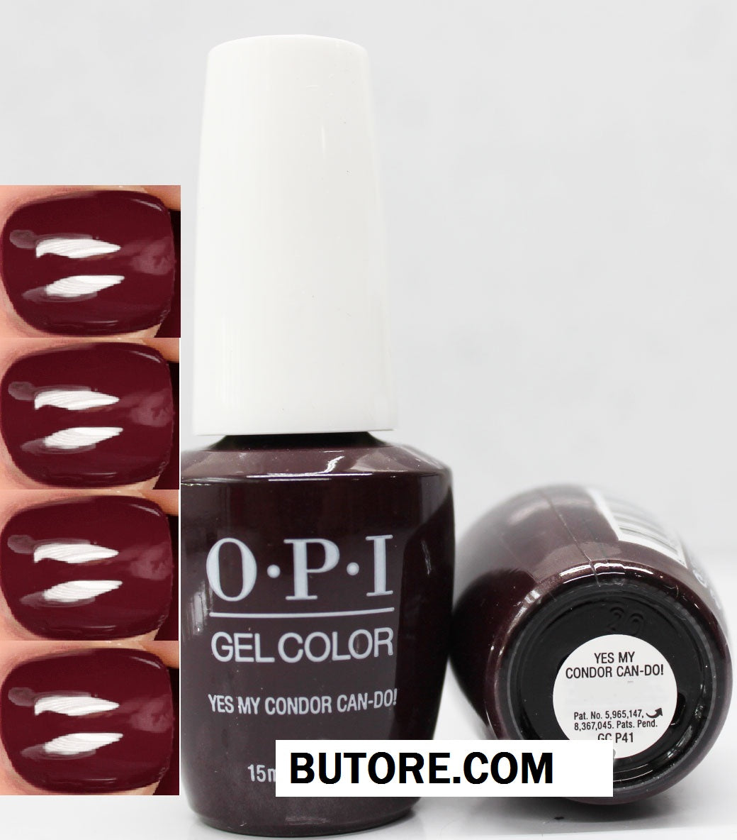 OPI Yes My Condor Can-Dol Gel