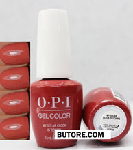 OPI My Solar Clock Is Ticking Gel