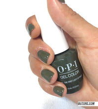 the first lady of nails opi gel