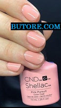 CND PINK PURSUIT GEL