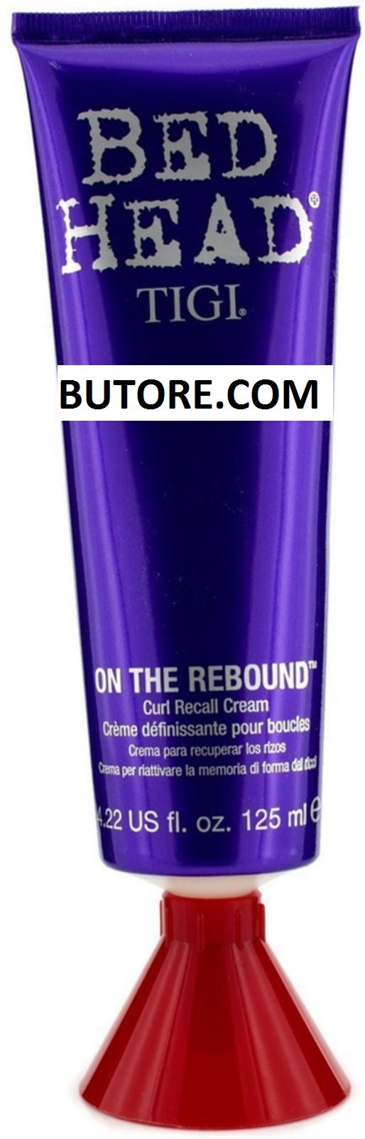 On The Rebound Curl Recall Cream 4.22 oz (Pack of 6)