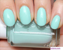 mint candy apple essie
