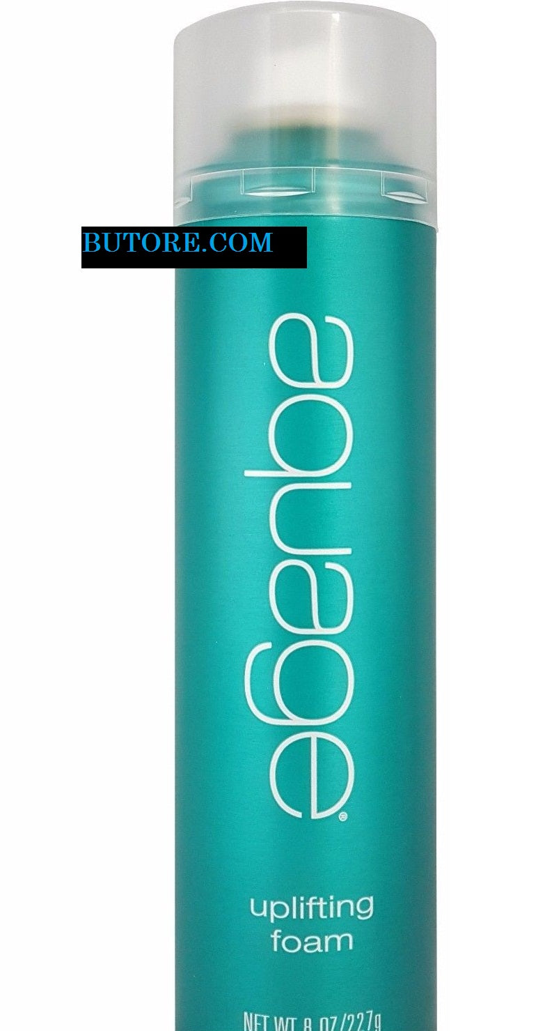 AQUAGE Uplifting Foam 8 oz / 227g for Maximum Lift