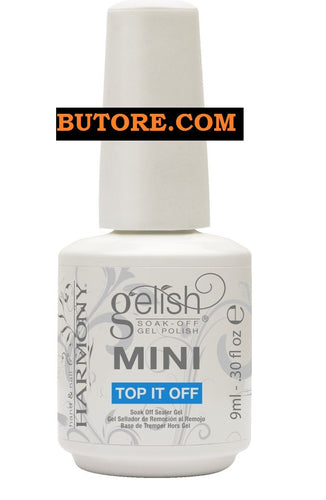 GELISH top it off