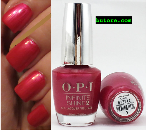 OPI Cha-Ching Cherry .5oz -