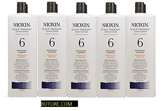NIOXIN System 6 Scalp Therapy 5PCS