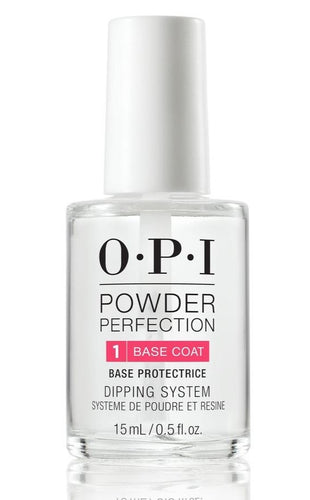 OPI Powder Perfection Dipping System - Step 1 Base Coat - 0.5 Fl oz