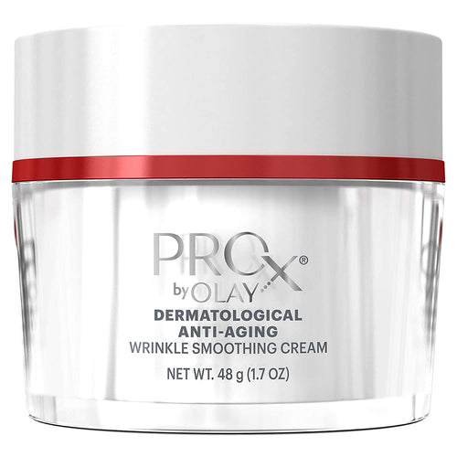 Wrinkle Cream by Olay Professional ProX Wrinkle Smoothing Cream Anti Aging 1.7 Oz